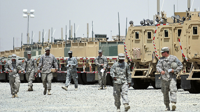 EE.UU. suspende ejercicios militares con países del golfo Pérsico por la crisis de Catar