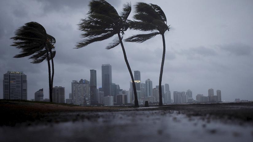 Declaran el estado de emergencia en tres estados de EE.UU. por el paso de la tormenta tropical Nate