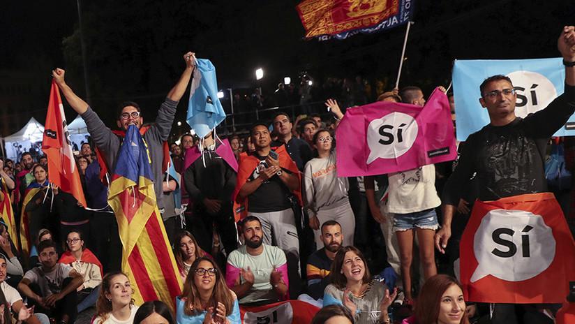 El Gobierno de Cataluña traslada los resultados definitivos del referéndum al Parlament