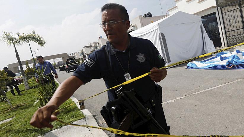 Asesinan a un reportero gráfico en México