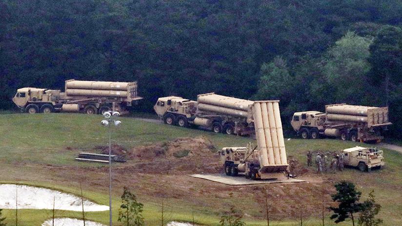 EE.UU. aprueba la venta multimillonaria de sistemas antimisiles THAAD a Arabia Saudita