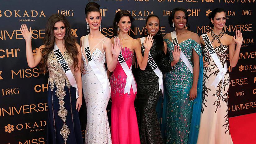 'Arropada' por la Red: Una Miss pide ayuda en Facebook para comprar el vestido del concurso
