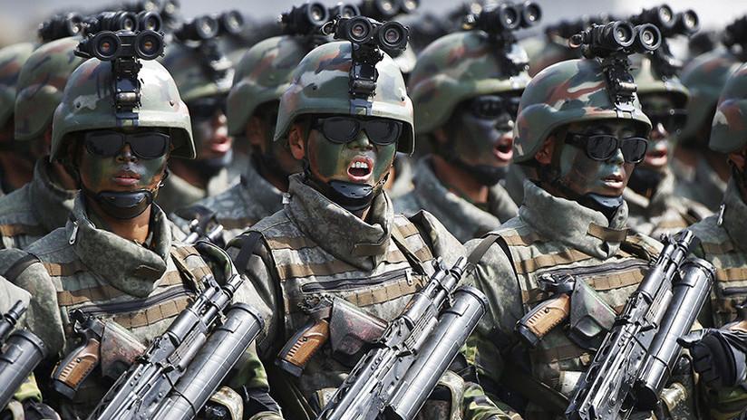 """Corea del Norte tilda de """"sediento de guerra"""" a Trump e insta a luchar contra EE.UU."""