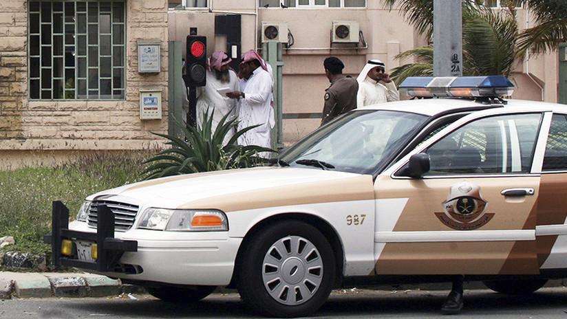 Frustran un ataque armado contra un palacio del rey saudí