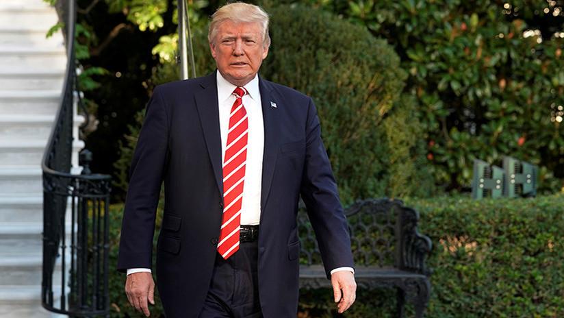 Acusan a Trump de aprovechar la tragedia de Las Vegas para recaudar fondos para su reelección