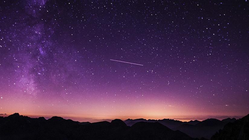 La lluvia de estrellas Dracónidas poblará los cielos este fin de semana
