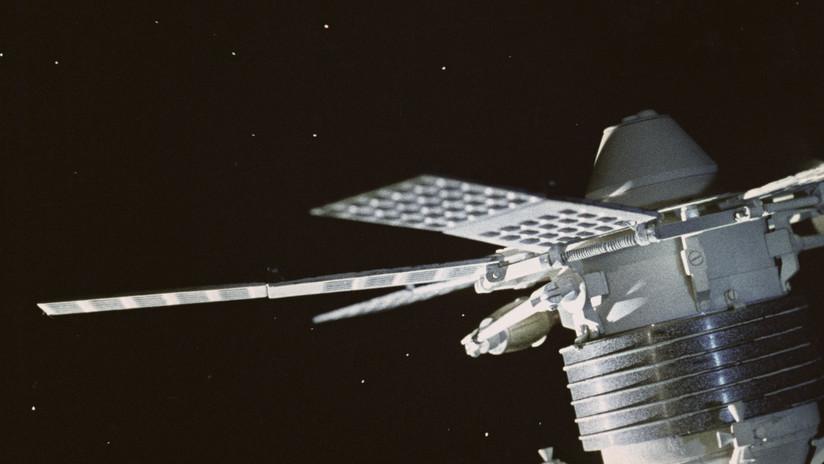 Un satélite soviético de 1,5 toneladas podría caer a la Tierra a finales de octubre