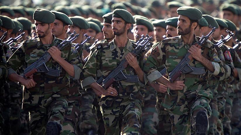 Irán sostiene que tratará al Ejército de EE.UU. como al EI si se confirman nuevas sanciones