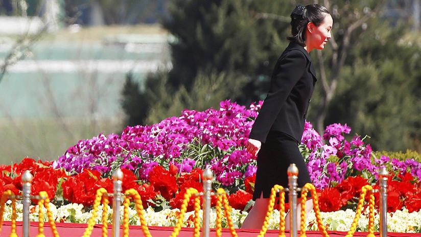 ¿Quién es la misteriosa hermana de Kim Jong-un, promovida al centro del poder?