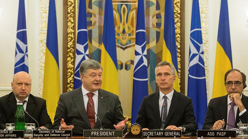 Ucrania acogerá por primera vez una Asamblea Parlamentaria de la OTAN en 2020