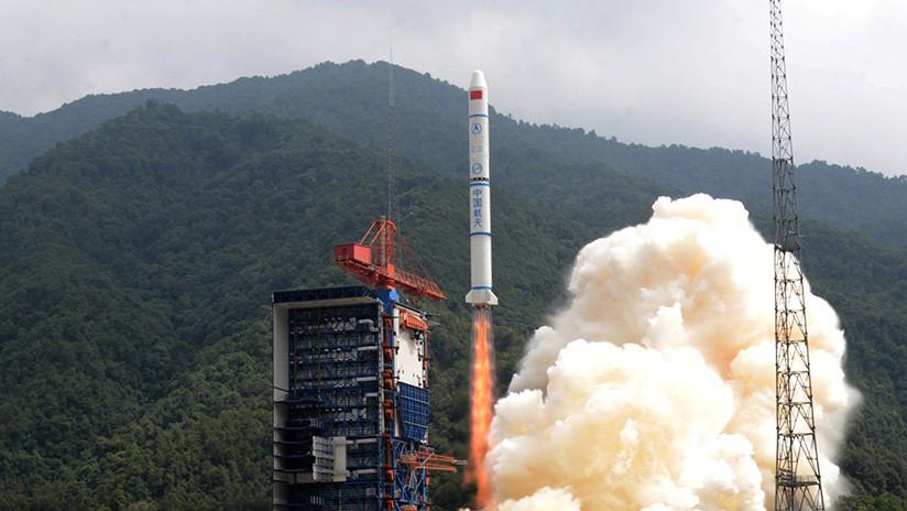 VIDEO: China coloca en órbita el tercer satélite de Venezuela