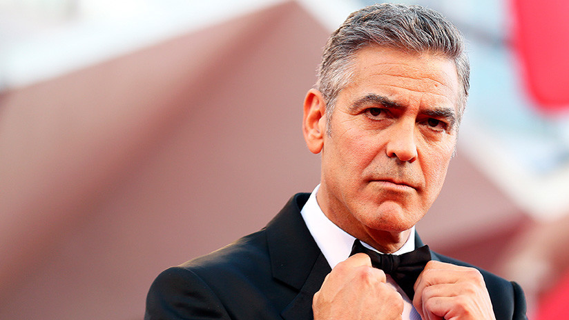 Revelan cómo un fiscal internacional instó a George Clooney a espiar a Gaddafi