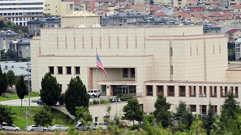 Turquía emite una orden de detención para la segunda autoridad del Consulado de EE.UU.