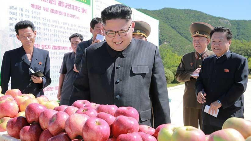 """Kim Jong-un: """"La economía de Corea del Norte crece pese a las sanciones"""""""