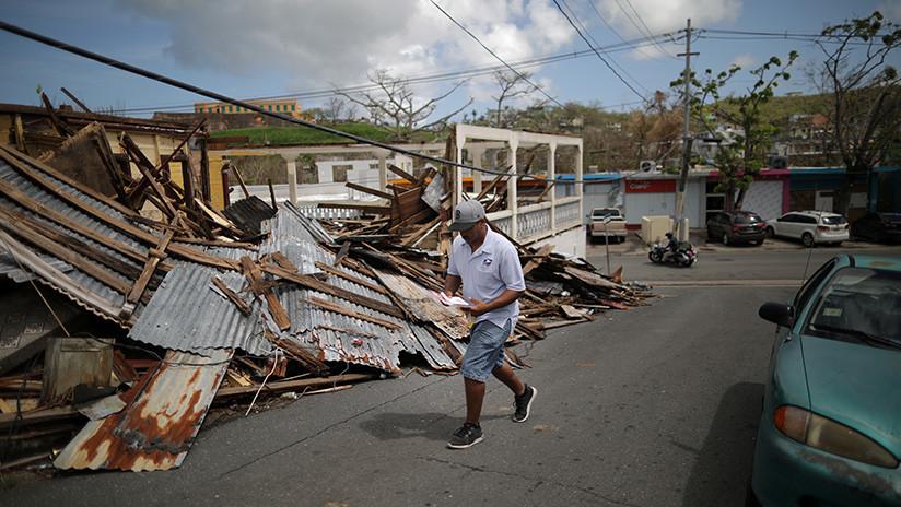 Un directivo del Banco de la Reserva Federal envía un avión cargado de dinero a Puerto Rico