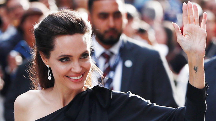 Cena con la muerte: Angelina Jolie aceptó hacer de cebo para cazar a un señor de la guerra en Uganda