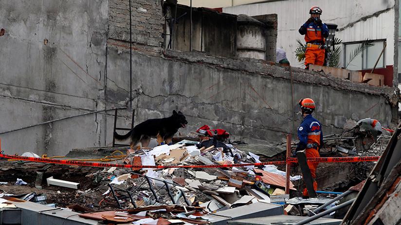 """Mexicanos afectados por el terremoto del 19-S: """"Llevamos semanas viviendo en casas de campaña"""""""