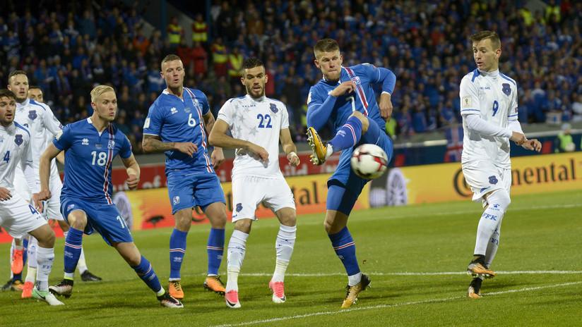 Rusia 2018: Islandia clasifica por primera vez a una Copa Mundial de Fútbol