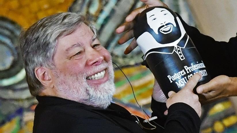 """Steve Wozniak: """"La tecnología no nos ayudó a ser más felices que el hombre primitivo"""""""