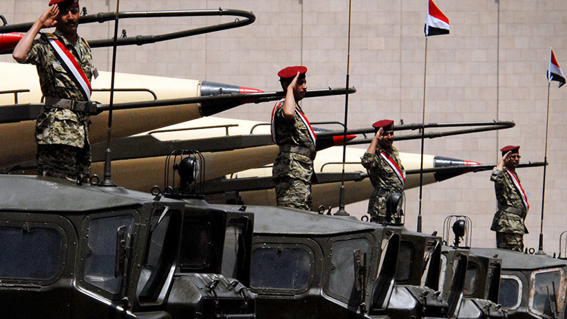 Medios: Yemen lanza un misil balístico contra Arabia Saudita