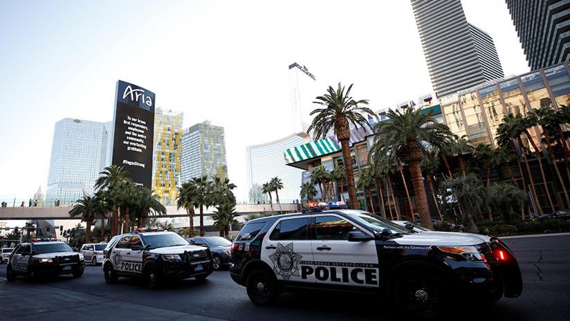 El tirador de Las Vegas disparó contra tanques de combustible como un plan de escape