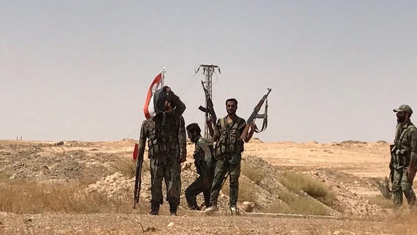 """Moscú asegura que la coalición estadounidense """"simula"""" que lucha contra el Estado Islámico en Irak"""