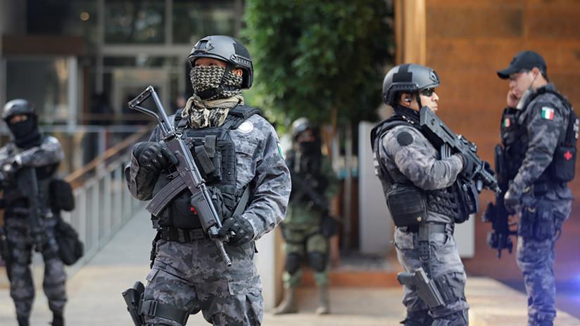 Movilización de policías y cuerpos de auxilio por un motín en una cárcel mexicana (VIDEO)