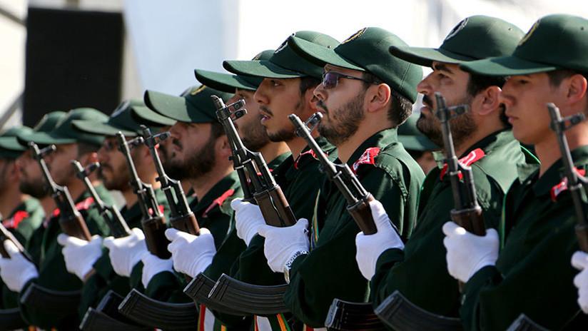 """Irán contempla """"todas las opciones"""" si EE.UU. agrega a la Guardia Revolucionaria a su lista negra"""