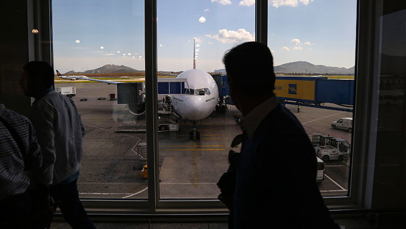 VIDEO: Un piloto revela algo que los pasajeros nunca ven