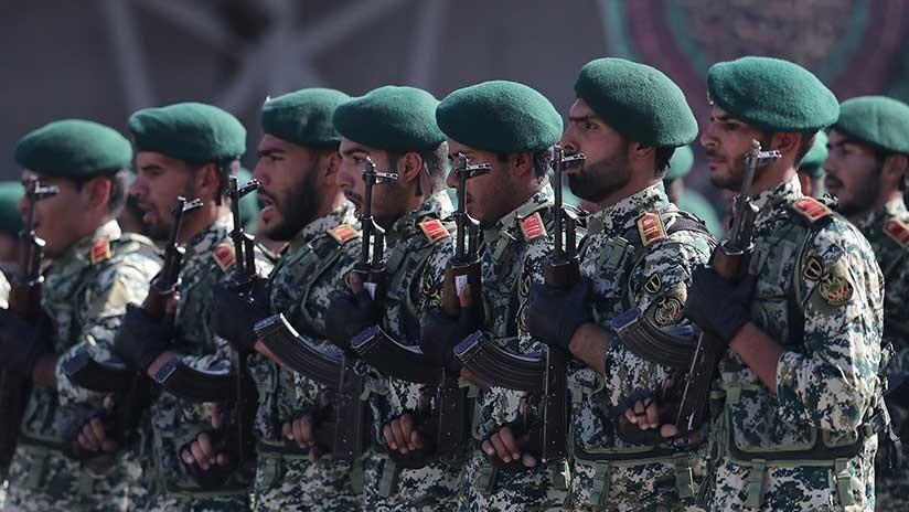 """La Guardia Revolucionaria de Irán promete dar """"nuevas lecciones"""" a EE.UU."""