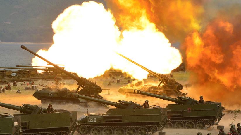 """Moscú: """"La militarización del noreste asiático puede conllevar un conflicto bélico a gran escala"""""""