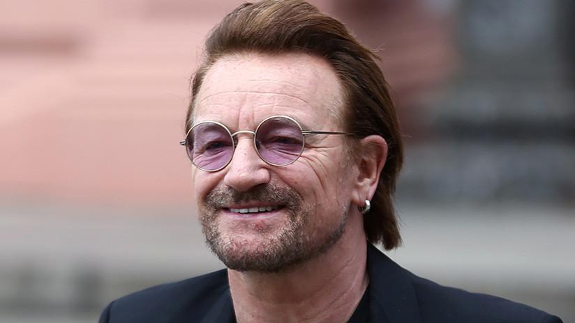 El líder de U2 le preguntó a Macri por Santiago Maldonado