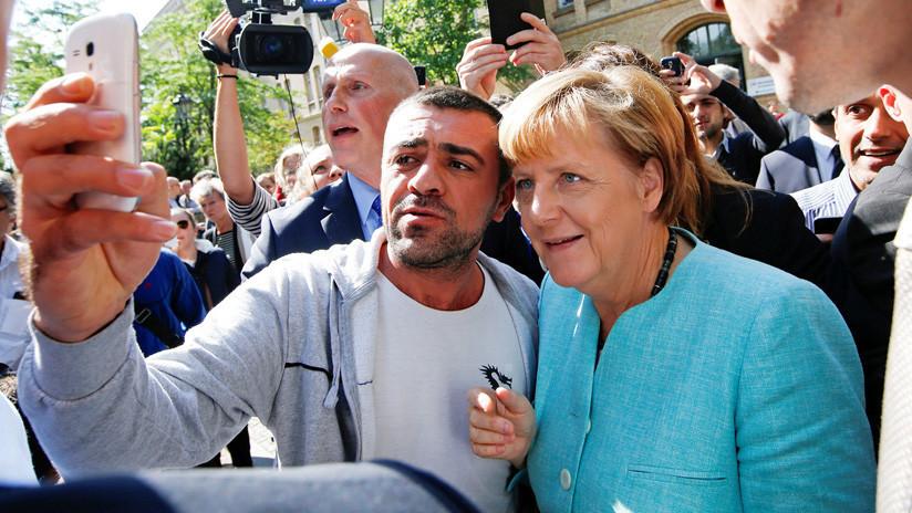 Las razones por las que Merkel da luz verde al límite de refugiados en Alemania