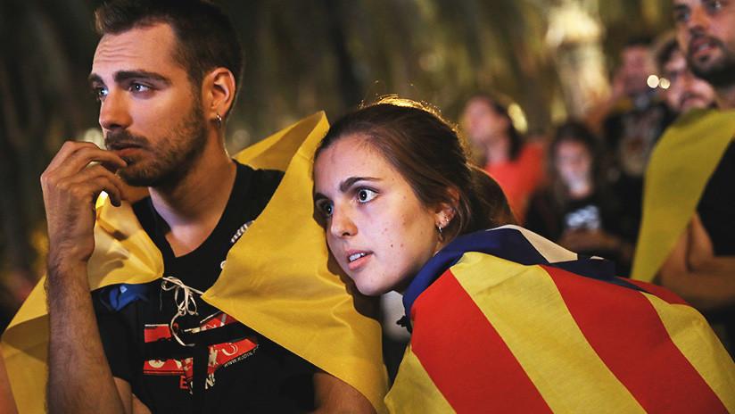 MEMES: La 'independencia' marcha atrás de Cataluña provoca burlas en la Red