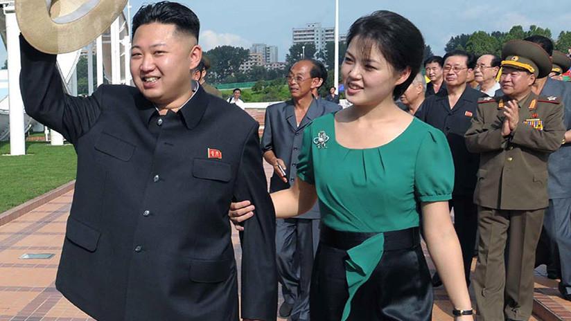 Kim Jong-un promueve a su examante en el Partido de los Trabajadores (FOTOS)