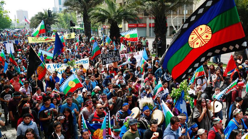"""""""La ley antiterrorista de Chile se usa para criminalizar a los indígenas mapuches"""""""