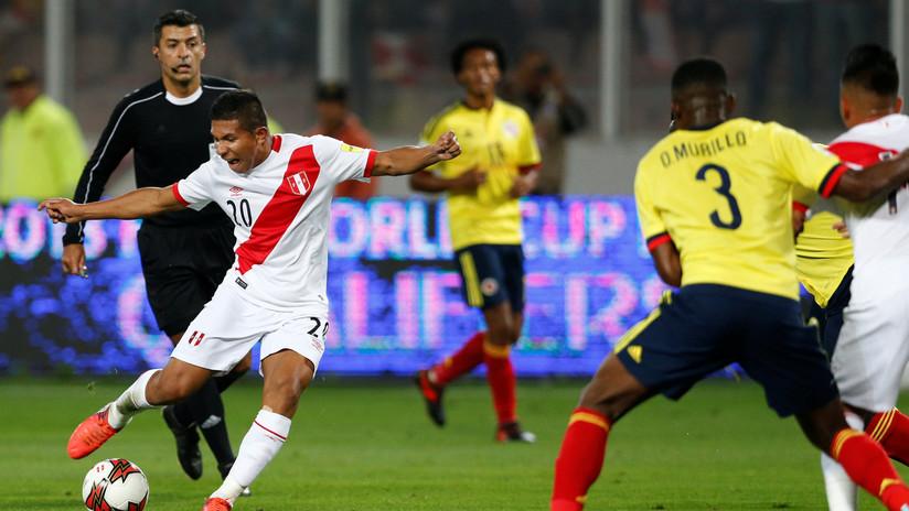 El empate con Perú da a Colombia el pase directo al Mundial de Rusia