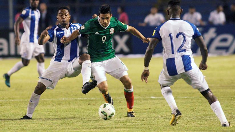 Honduras vence 3-2 a México y se acerca a Rusia 2018