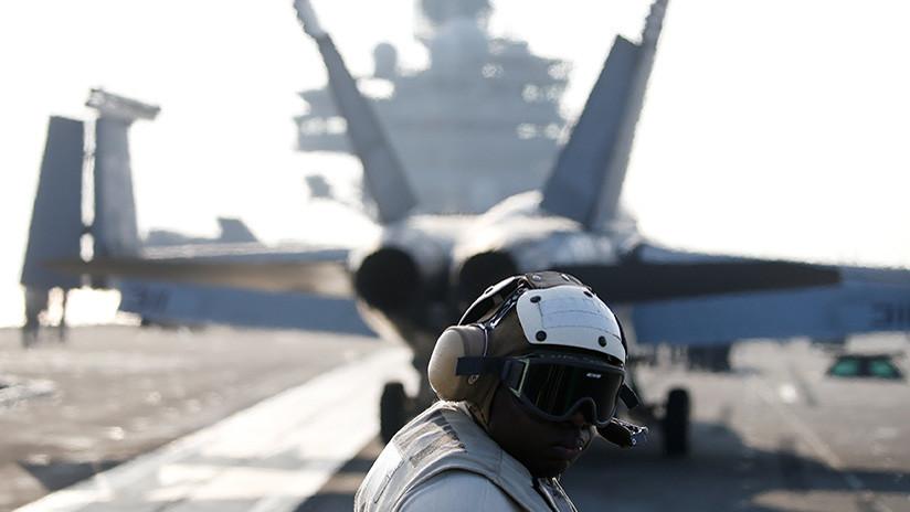 """Rusia: """"El portaviones Ronald Reagan en la península coreana provocará una situación muy peligrosa"""""""