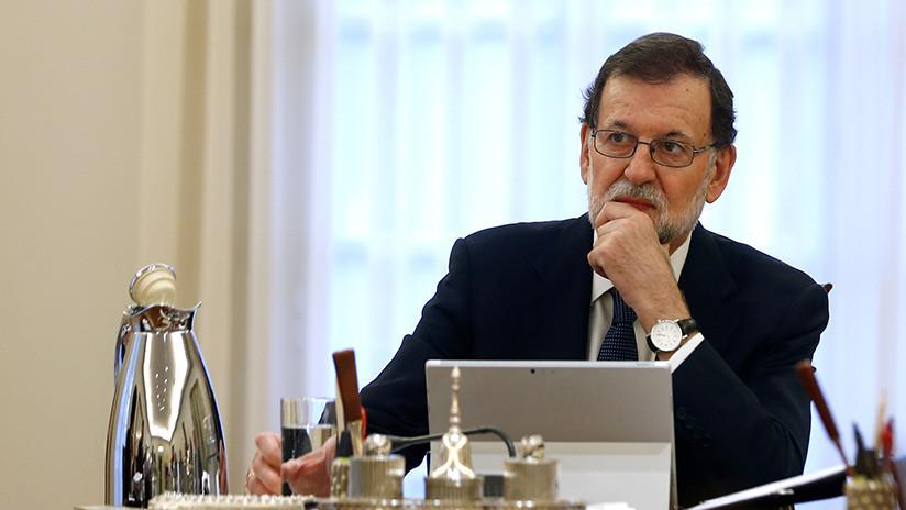 Rajoy pide a la Generalitat que aclare si ha habido independencia y abre la puerta al artículo 155