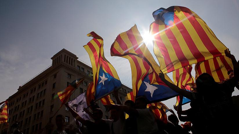 """Moscú espera que la situación en Cataluña """"se resuelva a través del diálogo"""""""