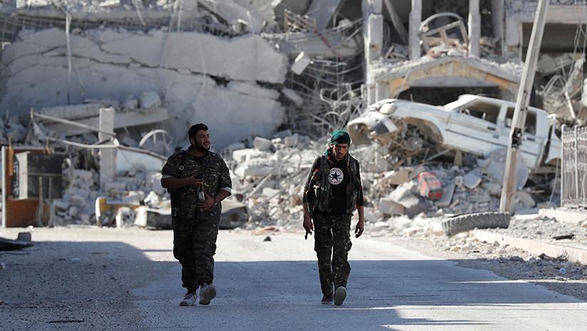 """Moscú: """"Las acciones de EE.UU. en Siria recuerdan a un intento de dividir al país"""""""
