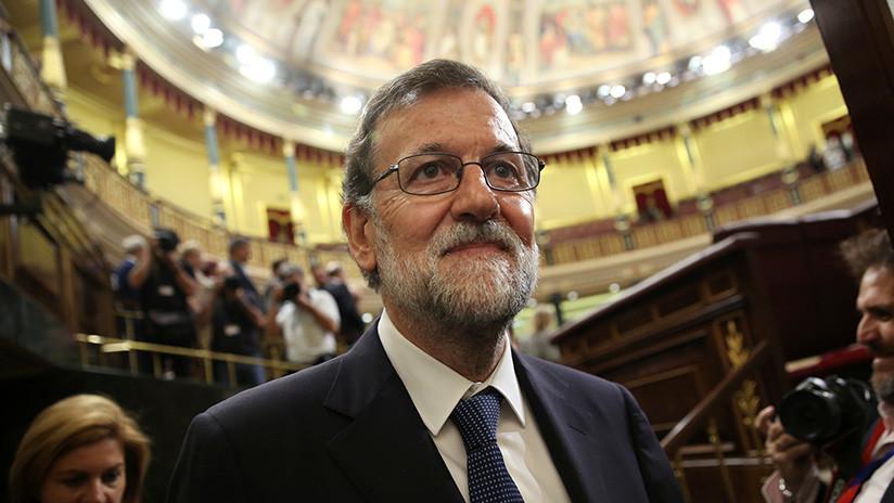"""Rajoy: """"Ningún país del mundo se tomó en serio el referéndum de Cataluña"""" (VIDEO)"""