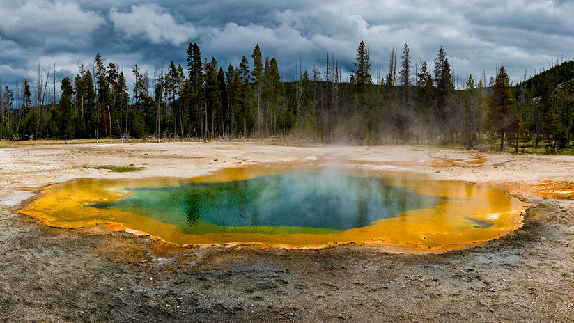 La 'sorpresa' que esconde el supervolcán de Yellowstone