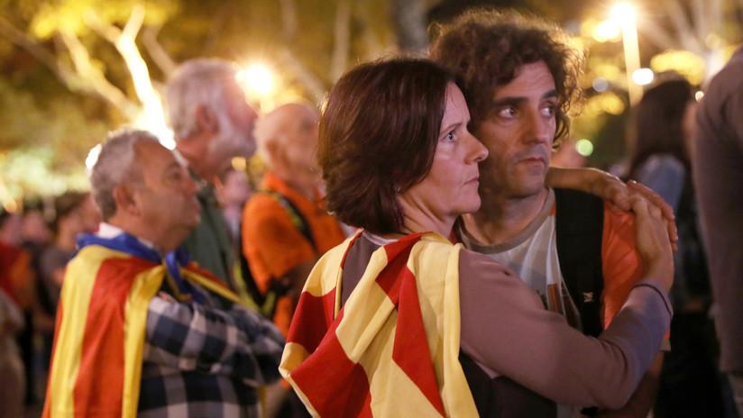 ¿Qué apoyos ha recibido el gobierno catalán en Europa?