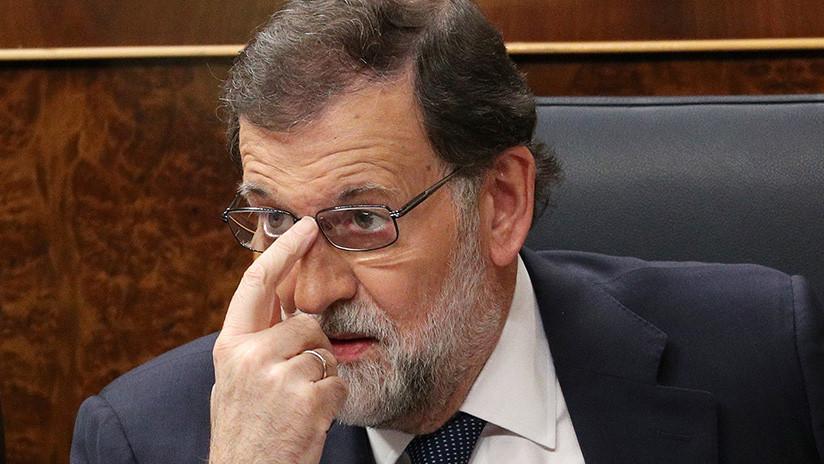 Ultimátum de Rajoy a Puigdemont: le da 8 días para rectificar