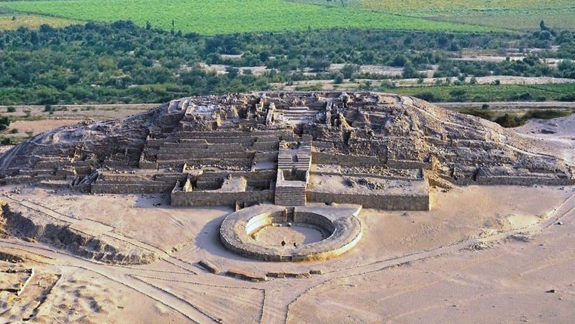 FOTOS Y VIDEO: Reconstruyen en Perú el rostro de la 'Dama de los Cuatro Broches' 4.500 años después