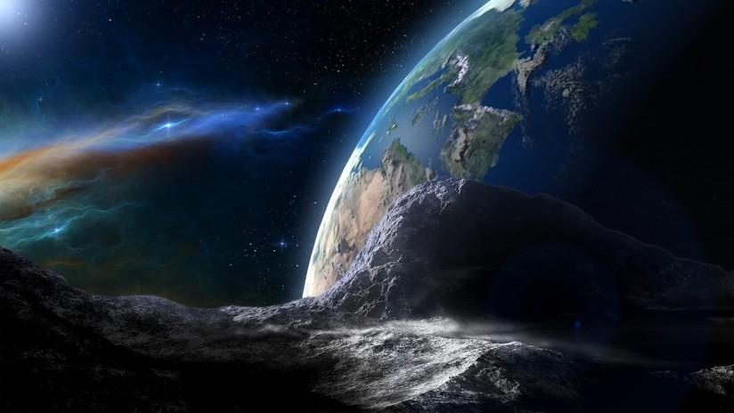 VIDEO: El asteroide 2012 TC4 se acerca a la Tierra