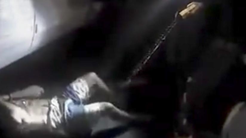 Policía de EE.UU. aplica 10 descargas de 50.000 voltios a un joven desarmado (VIDEO)