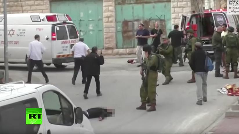El Ejército paga 6.900 dólares al soldado israelí que remató a un palestino herido (FUERTE VIDEO)